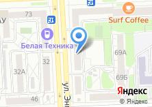 Компания «АВД» на карте