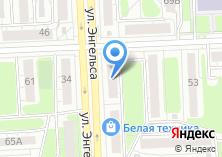 Компания «Златоустовский торгово-экономический техникум» на карте