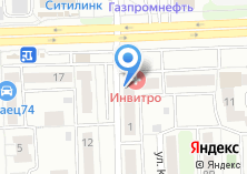 Компания «ИМПЕРИЯ ПРАВА» на карте