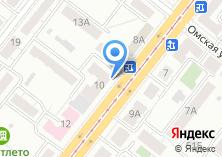 Компания «Нотариус Афанасьева Т.И» на карте
