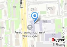 Компания «Арджуна» на карте