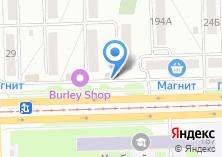 Компания «Следственный отдел по Калининскому району г. Челябинска» на карте