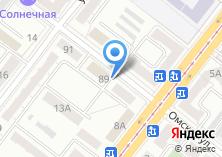 Компания «АвтоОценка174» на карте