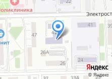 Компания «Anlas.ru» на карте