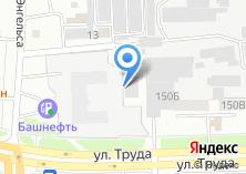 Компания «Монтажник74» на карте