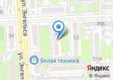 Компания «Уход и забота» на карте