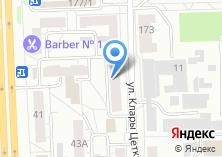 Компания «Сан Вэй» на карте