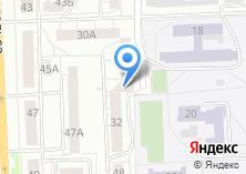 Компания «ПРОГРЕСС-ПАРИТЕТ-ПРОЕКТ» на карте