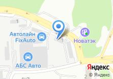 Компания «Азимут 66.ру» на карте