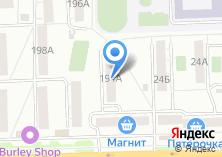 Компания «Урал Дизель» на карте