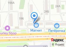 Компания «МК ЭЛЕКТРО» на карте