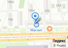 Компания «Главразбор» на карте