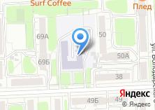Компания «Средняя общеобразовательная школа №67» на карте