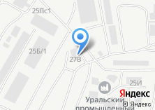Компания «ТРАНС-СЕРВИС» на карте