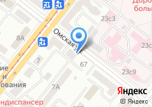 Компания «Адвокатский кабинет Асиновского А.Б» на карте