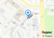 Компания «Динамика-2» на карте