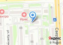 Компания «Глаголъ» на карте
