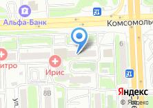 Компания «УралПромДеталь» на карте