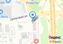 Компания «ТК ПрофиГрупп» на карте