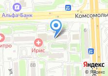 Компания «Системы видеонаблюдения» на карте
