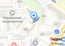 Компания «Славяне» на карте