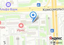 Компания «Современные средства безопасности» на карте