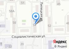 Компания «Автоспецсервис» на карте