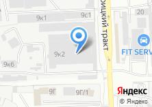 Компания «Торгтрансавто» на карте