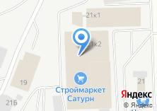 Компания «Специализированный магазин бензотехники» на карте