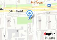 Компания «Бюро медико-социальной экспертизы по Челябинской области» на карте