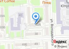 Компания «ЭКО-БЕЗОПАСНОСТЬ» на карте