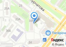 Компания «Клиника профессора Кинзерского А.Ю» на карте