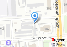 Компания «Autopro» на карте