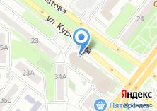 Компания «Проф-Инвест» на карте