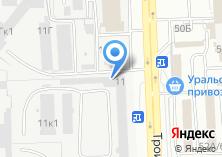 Компания «ГазСтройКомплект» на карте