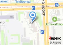 Компания «Уралгазсервис» на карте