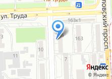 Компания «Самех» на карте