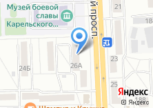 Компания «Альянс Авиа Центр» на карте