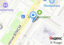 Компания «Пивамания» на карте