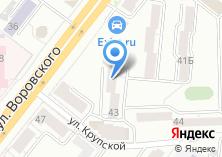 Компания «ГостОкно» на карте