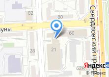 Компания «Nightpaty» на карте