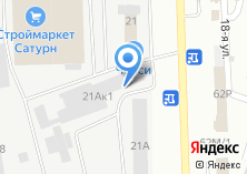 Компания «Печной мир» на карте