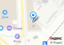 Компания «Волховец» на карте