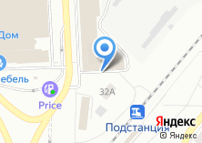 Компания «МЕТАЛЛмаркет.рф» на карте