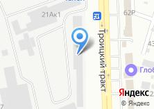 Компания «*многопол* интернет магазин напольных покрытий» на карте