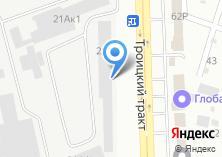 Компания «АРМ ТЕХКОМПЛЕКТ» на карте