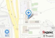 Компания «Уральская Стальная Компания торгово-производственная фирма» на карте