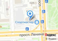 Компания «Юркафе» на карте