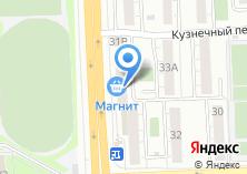 Компания «Регион Информ» на карте