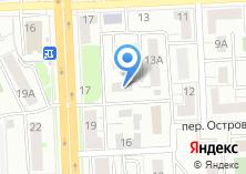 Компания «Луна-Электро» на карте
